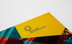 Berliner Philharmoniker Corporate Design on Behance #identity