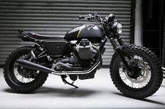 Moto Guzzi by Venier #venier #guzzi #bike #custom #moto #motorcycle
