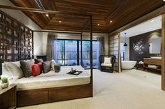 Ways to Add Japanese Style to Your Interior Design #interior #japanese #design #decor #bedroom #style