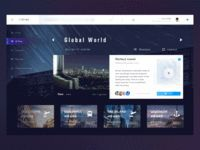 ToFind Web Preview, Content Card flow