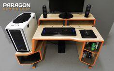 Furniture PARAGON Gaming Desk Styles
