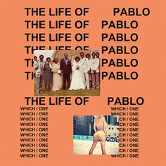 kanye west the life of pablo