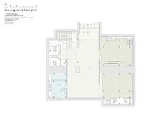 Chongqing Industrial Museum,Ground floor plan