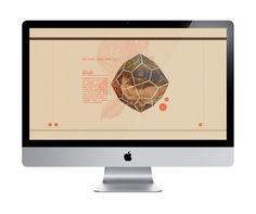 Webdesign Projects on Behance #website #illustration