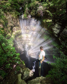 Spectacular Adventure Photography by Quin Schrock