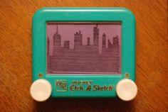 Michael Thomas Carey #a #city #etch #etchasketch #skyline #sketch