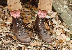 tumblr_lzuh0vm73V1qau50i.jpg (500×352) #socks #boots #mens