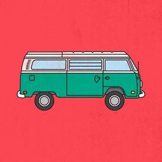 1971 VW Westfalia #VW #Westy
