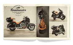 Soul Seven: Indian Motorcycle – Model Year 2015 | Allan Peters' Blog #catalog #print #design #layout #editorial