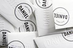 Hotel Daniel Branding #cards