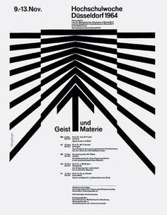 Walter Breker — Mind and Matter, Highschool Week (1964)