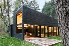 White River House by Robert Hutchison Architect 17