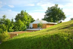 Modern Single Family House Conferring Tranquility in Slovenia by Multiplan Arhitekti