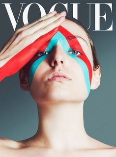 Vogue / Magazine Cover #vogue