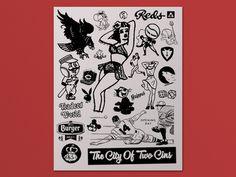 The City of Two Cins #mattscottbarnes #beer #playboy #reds #matt #barnes #baseball #cincinnati #traders