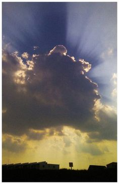 John Helmuth | Portfolio #clouds #sun #summer