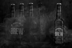 Bitches brew #packaging #beer