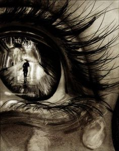 30 Expressive Drawings of Eyes #drawings<eyes