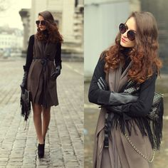 Liu Jo Coat | Manish's 20s. (by Ruxandra Ioana) | LOOKBOOK.nu #fashion #photography #woman