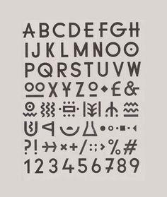 Green Man Festival #type #font #typography