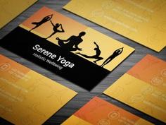 Reiki Business Card