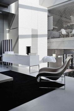 Pinned by #interior #design #decor #clean #architecture #minimal #light #decoration #eames