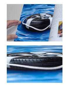 Safe tires/ Lantas seguras #magazine #advertisement #advertising #ad #editorial #revista
