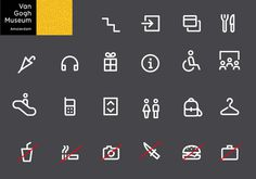 Pictogram - Robert Vulkers #icon #sign #pictogram #symbol #picto