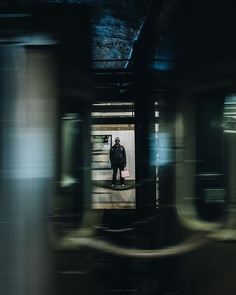 NYC Street Photography Vol I on Behance
