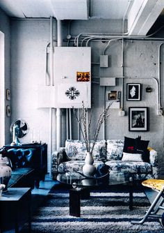AmandaTalbot_1b #blue #home #couch