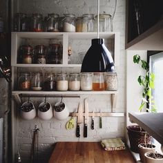 kitchen shelfing #interior #design #home #kitchen #architecture
