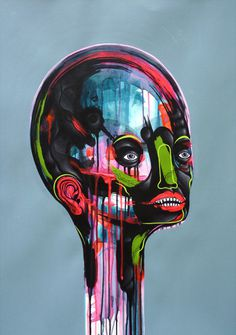 Mike Carr | PICDIT #art #painting