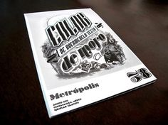 METRÓPOLIS on Typography Served