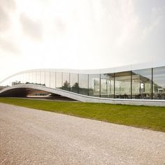 Dezeen » Blog Archive » Rolex Learning Centre by SANAA