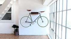 The Pursuit Aesthetic #furniture #bike