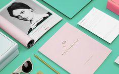 T4TURBAN on Behance #business #stationary #card #print #brand