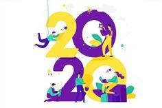 3 illustrations for 2020! ~ Illustrations