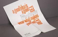 Dalston Creative — YCN #print #dalston