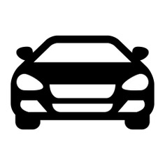 See more icon inspiration related to car, travel, transport, sedan, cars, front, frontal, transportation and transports on Flaticon.