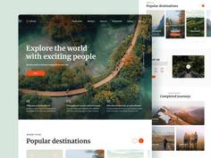 Best Web Design Inspiration Marketing Websites | TMDesign