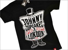 Johnny Cupcakes Announces London Store - Exclusive T-Shirt | Highsnobiety.com #edition #cupcakes #london #shirt #johnny #tee #special