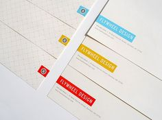 Flywheel : Lovely Stationery . Curating the very best of stationery design #identity #madddesign