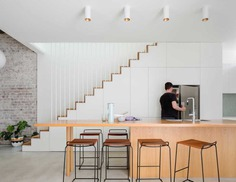Machiya House Inspired by the Traditional Japanese Townhouses of Kyoto