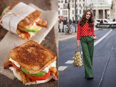 Miss Moss : Food & Fashion