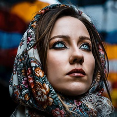 Marvelous Female Portrait Photography by Ali Karakaya