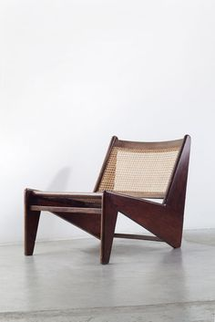 "Pierre Jeanneret | ""Kangourou"" lounge chair (ca. 1960) 