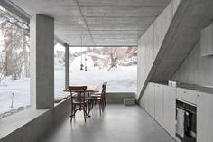 House in Graubünden by Nickisch Walder