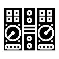 See more icon inspiration related to DJ, mixer, dj mixer, music and multimedia, hip hop, disc jockey, mixing, electronics and music on Flaticon.
