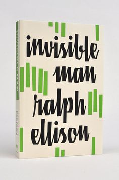 Ralph Ellison Cover – 1 #book cover