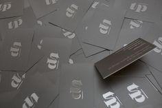 Self branding #palmer #branding #print #design #graphic #identity #logo #promotion #tristan